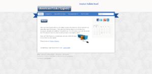 America's Public Registry (former client)