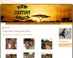 New Destiny Africa (former client)