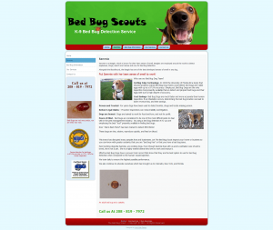Bed Bug Scout